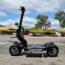 Dualtron X, un scooter eléctrico completamente monstruoso.